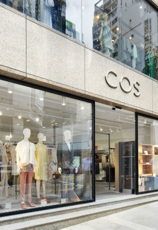 COS Stores Open In Canada This Fall