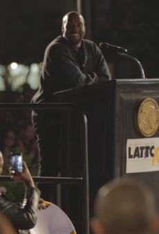 The 10 Best Bits From Kanye West's Lecture at the LATTC