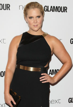 Amy Schumer Glamour Awards