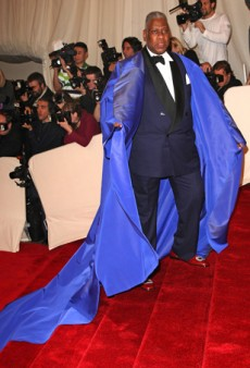 Everything You Wanted to Know About André Leon Talley's Capes and Caftans