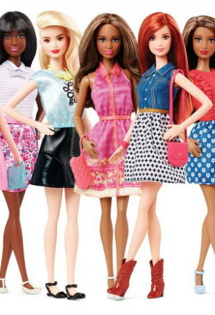 Barbie Fashionistas
