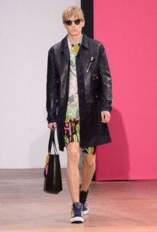 Coach Men's Spring 2016 Runway