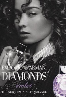 Ella Eyre Is the New Face of Emporio Armani's Latest Fragrance