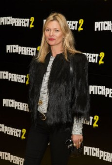 Kate Moss Gets Kicked off Plane, Calls Pilot 'Basic Bitch'