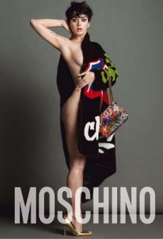 Link Buzz: Katy Perry Shows Us More of Her Moschino Campaign, Gisele Bündchen Poses Again for Stuart Weitzman