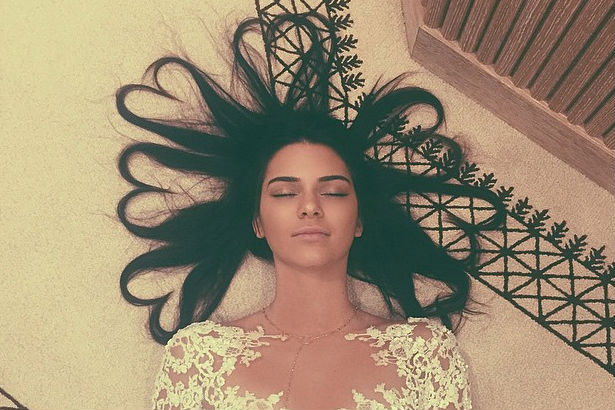 Kendall Jenner Most Instagra Likes