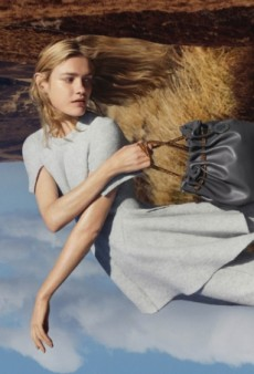 Natalia Vodianova Bends Over Backwards for Stella McCartney (Forum Buzz)