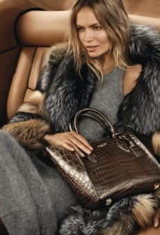 Natasha Poly Is the New Face of Michael Kors (Forum Buzz)