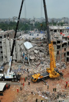 Rana Plaza Owner and Others Charged with Murder