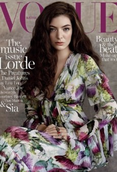 Lorde 'Looks Stunning' on Vogue Australia's July Cover (Forum Buzz)