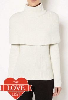 10 Turtleneck Sweaters You'll Fall in Love with This Winter: The Love List