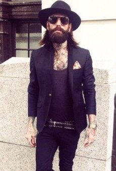 Non-Hipster Hipster Ricki Hall Says His Style Is Inspired by Homeless People