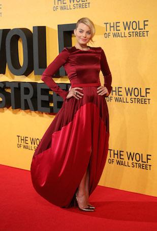 Margot Robbie style