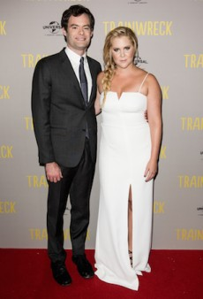 Amy Schumer and Bill Hader Hit the 'Trainwreck' Sydney Premiere