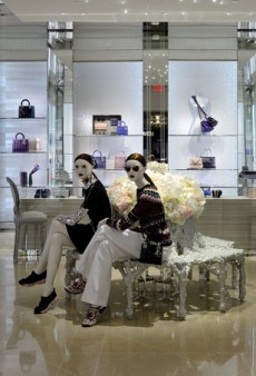 Christian Dior Opens Canadian Flagship Boutique