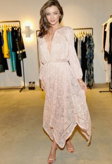 Celebrities Celebrate Zimmermann's Melrose Place Flagship Store Opening