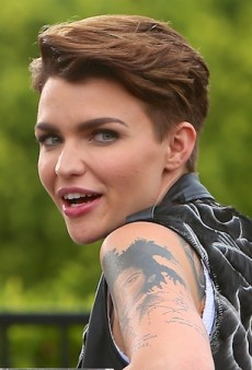 Ruby Rose Put in Danger As Gunman Breaks Into Her Backyard