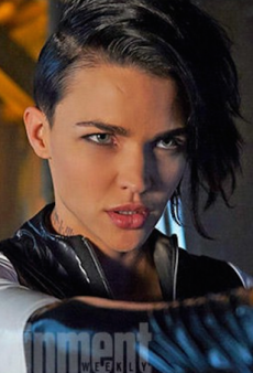 Ruby Rose Is the Ideal Sci-Fi Babe in Her New Acting Gig