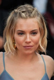Sienna Miller Shows Us the Perfect Way to Grow Out Bangs