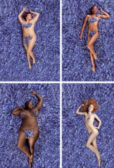 This Body-Positive Photo Shoot Proves American Beauty Comes in All Shapes and Sizes