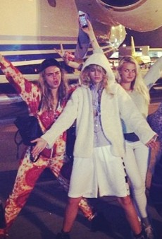 Pizza Pants and 14 Other Unexpected Things You'll Find in Cara Delevingne's Closet
