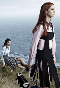 Christian Dior Goes to Granville, France for the Fall 2015 Ad Campaign (Forum Buzz)