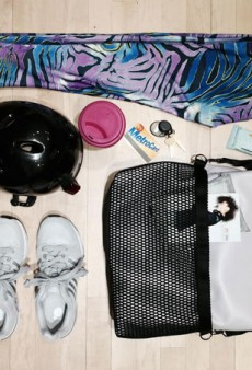 What's in Your Gym Bag? 16 Fitness Experts Open Up