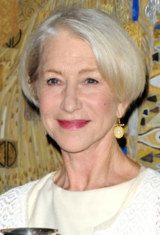 Helen Mirren Still Looking Perfect in Latest L'Oreal Ad