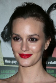 Link Buzz: Leighton Meester Auctions Her Old Stuff for Charity