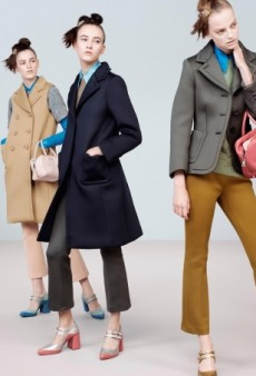 Prada's Fall 2015 Ad Campaign Couldn't Be More Lifeless and Boring (Forum Buzz)