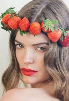 Model Robyn Lawley on the Problem with Food