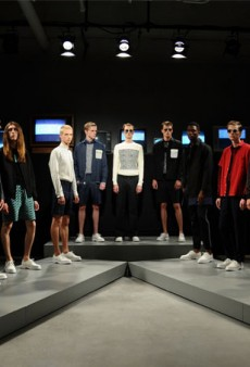 One Minute With … Alan Eckstein and Donna Kang of Timo Weiland at NYFW: Men's Spring 2016