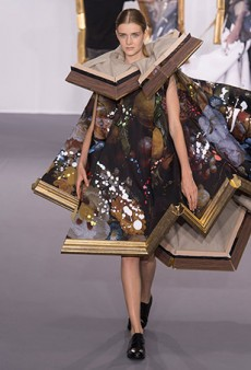 Viktor & Rolf Haute Couture Fall 2015 Runway