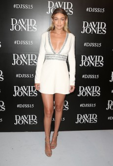 Red Carpet Roundup: David Jones Spring 2015 Fashion Launch