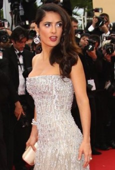 Salma Hayek's 14 Most Gorgeous Gowns Ever