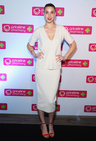 Whitney Port Attends Festival of Beauty Campaign Launch