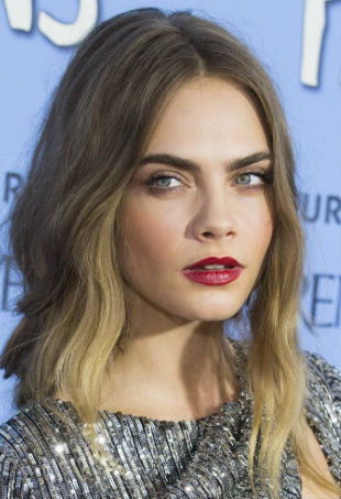 Cara Delevingne Cecil the Lion