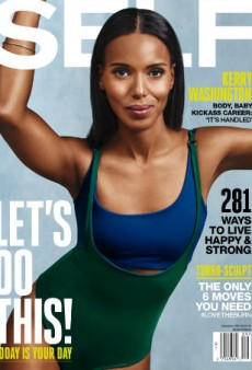 At Least SOMEONE Was Smart Enough to Put Kerry Washington on a September Cover (Forum Buzz)