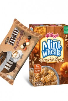 The World Has Officially Gone Pumpkin Spice Crazy