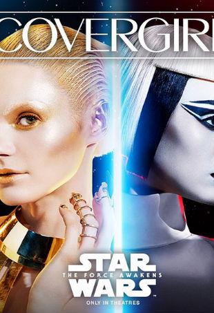 CoverGirl Star Wars