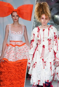 WTF: The 16 Most Hideous Runway Looks of 2015