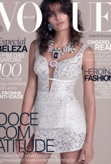 Yikes, Both Isabeli Fontana Covers for Vogue Brazil's September Issue Are Awful (Forum Buzz)