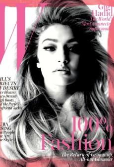 Gigi Hadid Works the Lens of Steven Meisel for W's September Cover (Forum Buzz)