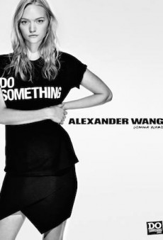 Gemma Ward, Kanye West and More Support the Alexander Wang x DoSomething Project