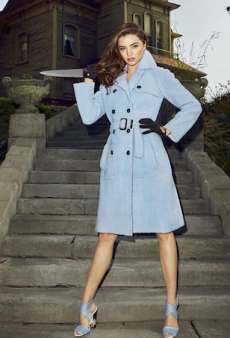 Miranda Kerr Gives Spooky a Crack in New Halloween Shoot