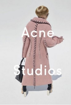 Acne Studios Taps a 12-Year-Old Boy for Its Women's Campaign