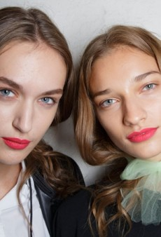 First Look: 6 Beauty Trends for Spring 2016