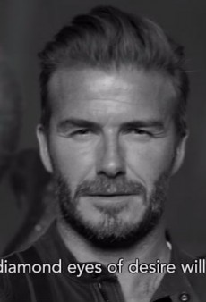 WATCH: David Beckham's Belstaff 'Outlaws' Film Is Finally Here