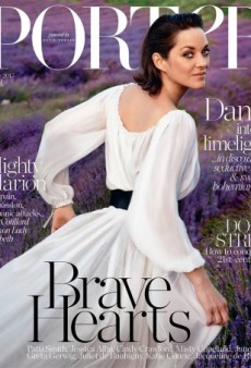 Marion Cotillard Gives Porter Its Best Cover Yet (Forum Buzz)