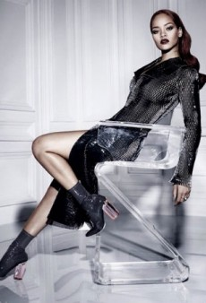 Of Course Rihanna Looks Perfect in Dior Magazine
